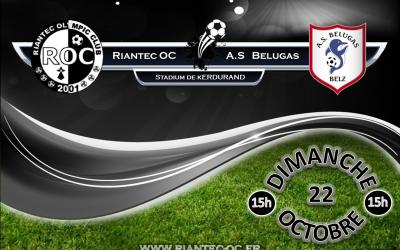 Riantec OC – A.S Belugas Belz