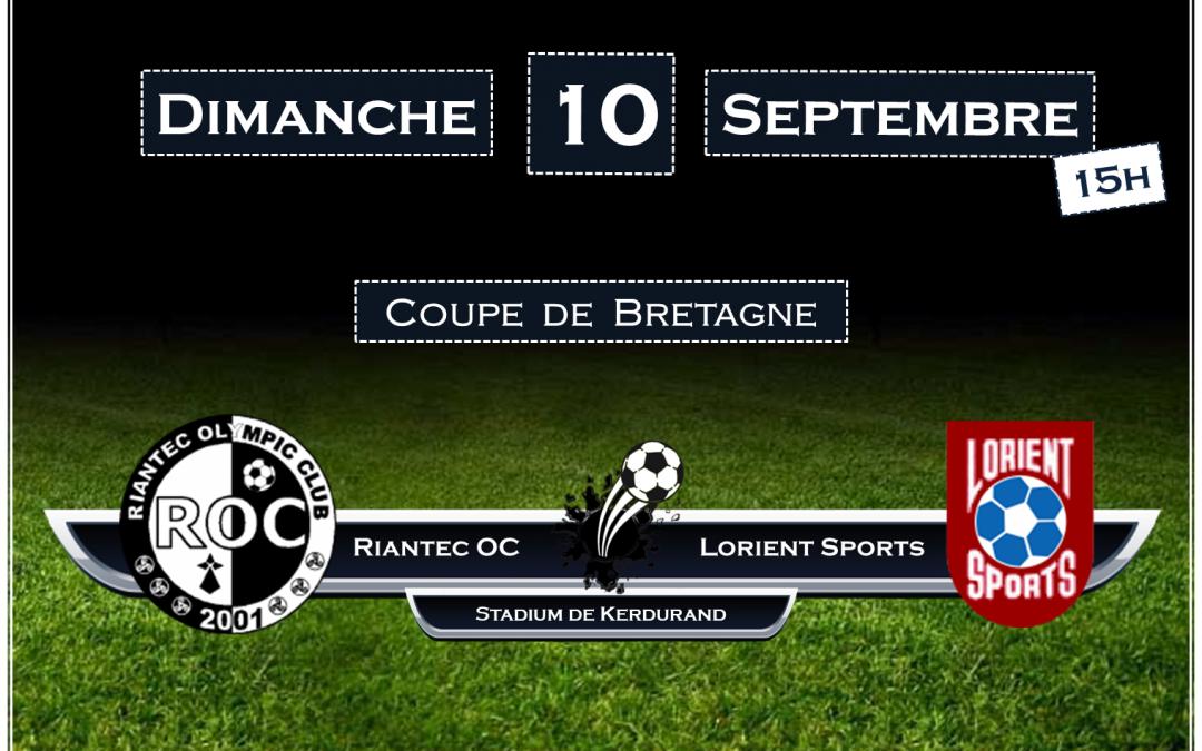 Coupe de Bretagne – second tour