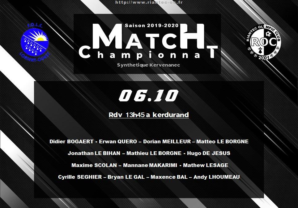 Lorient Folclo – Riantec OC