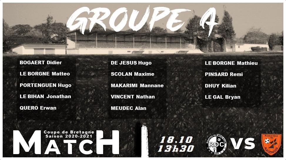 Riantec OC – FC Naizin