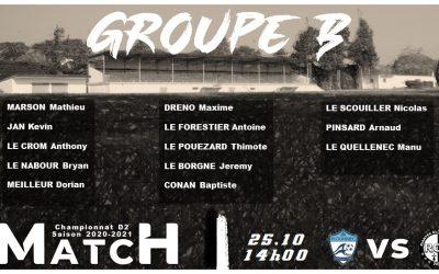 Plouhinec FC 3 – Riantec OC 2